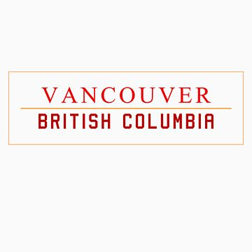 Vancouver British Columbia Clean Design by Zeries