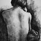 Megan's back view by Mick Kupresanin