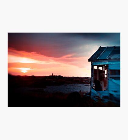 Strange Skies Photographic Print