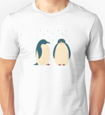 Happy penguins Unisex T-Shirt