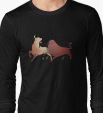 Two Fighting Bulls T-Shirt