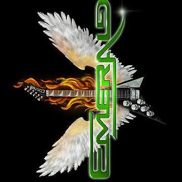 Emerald Logo by KerovinBlack