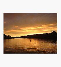 Lake Harmony, PA Photographic Print