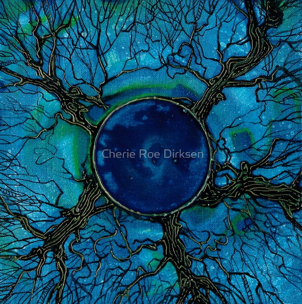 Interconnected Tree of Life by Cherie Roe Dirksen