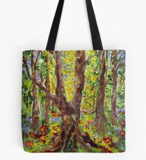 And Let There Be Light.. Tote Bag