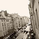 Blvd St Michel by Elizaday