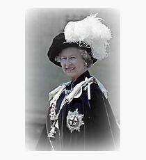 Royal Portrait Photographic Print