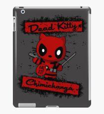 Dead Kitty iPad Case/Skin