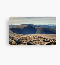Cairngorm Views Canvas Print