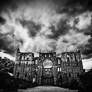 Rievaulx Abbey by Rory Garforth