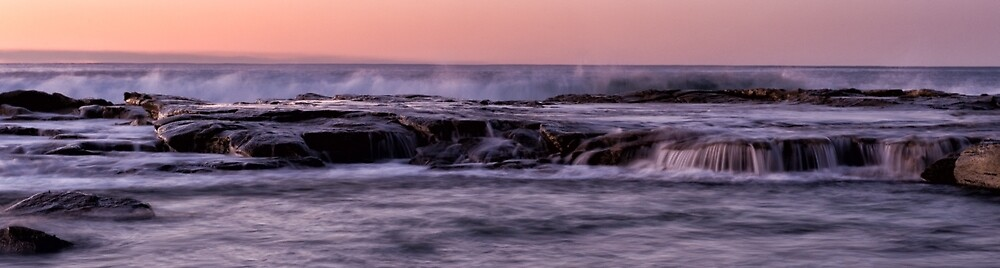 The Overflowing Rock Pools by Kristin Repsher