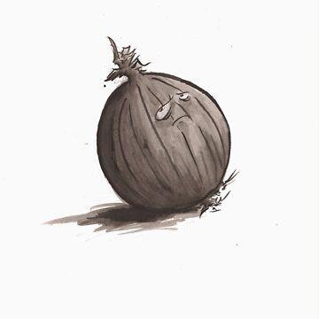 Sad Onion by SeamusL