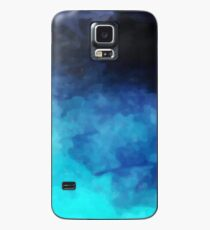 Abstract Watercolor Gradient Case/Skin for Samsung Galaxy