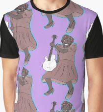 Sister Rosetta Tharpe Guitar Shero Graphic T-Shirt