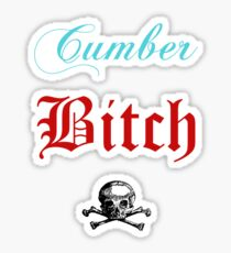 The Cumberbitch Club. Sticker