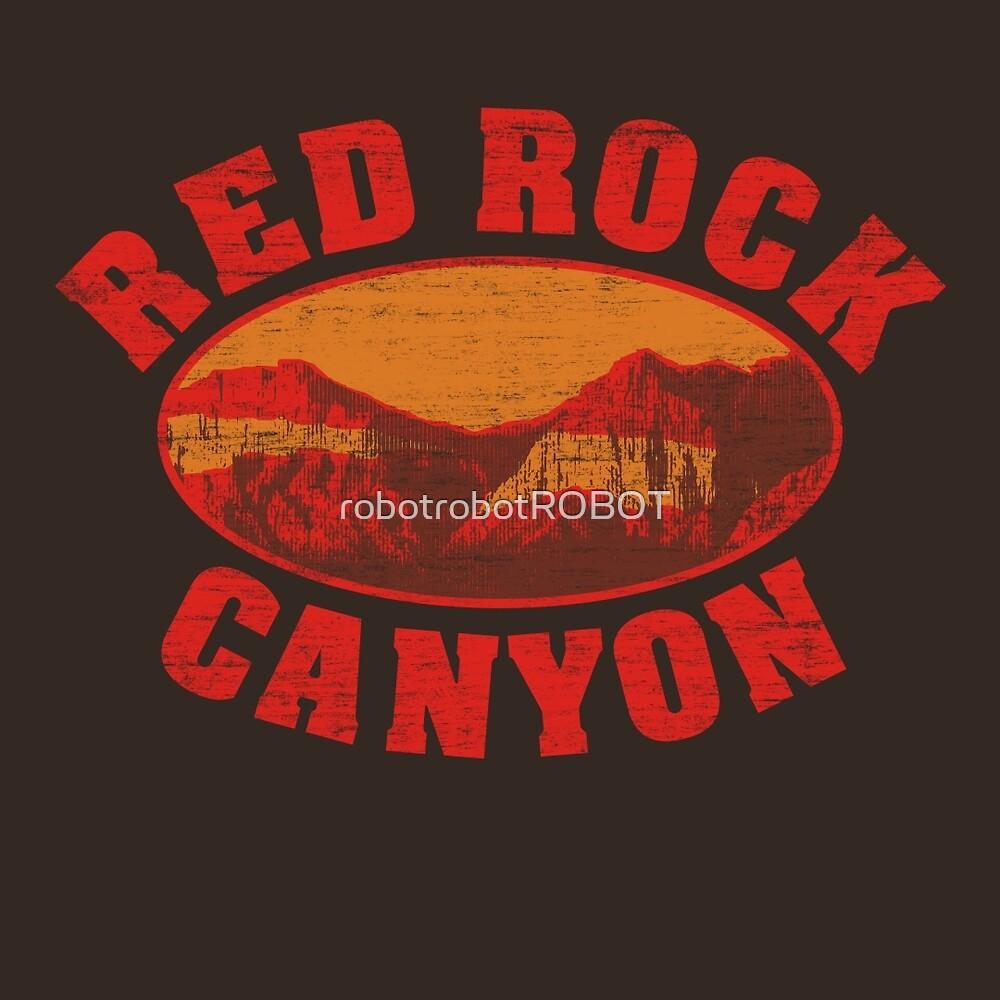 Red Rock Canyon by robotrobotROBOT
