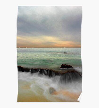North Cottesloe Beach - Western Australia  Poster