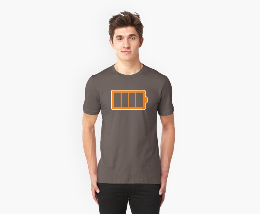 Battery Level | Simple - Empty by BludMuffin