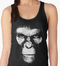 Apes Will Rise White Women's Tank Top