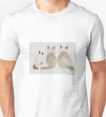 Ginger, Rosie, and Simon Unisex T-Shirt