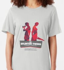 The Splinter Twins Cloning & Carpentry Slim Fit T-Shirt