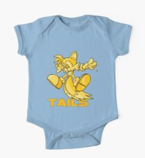 Tails isnt that bad :) One Piece - Short Sleeve