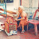 Bird seller by Irene2005