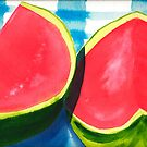 Watermelon Daze by Sally Griffin