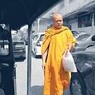 Traffic Jam in Bangkok by Irene2005