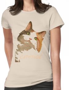 Cattitude - A Cat With Attitude T-Shirt