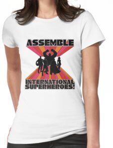 International Superheroes T-Shirt