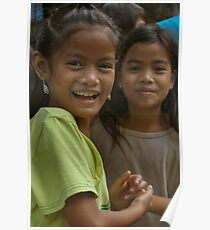 Philippine Children Poster