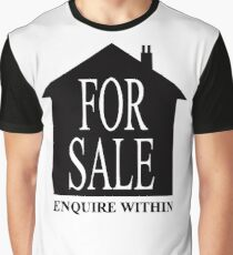 House for sale Graphic T-Shirt
