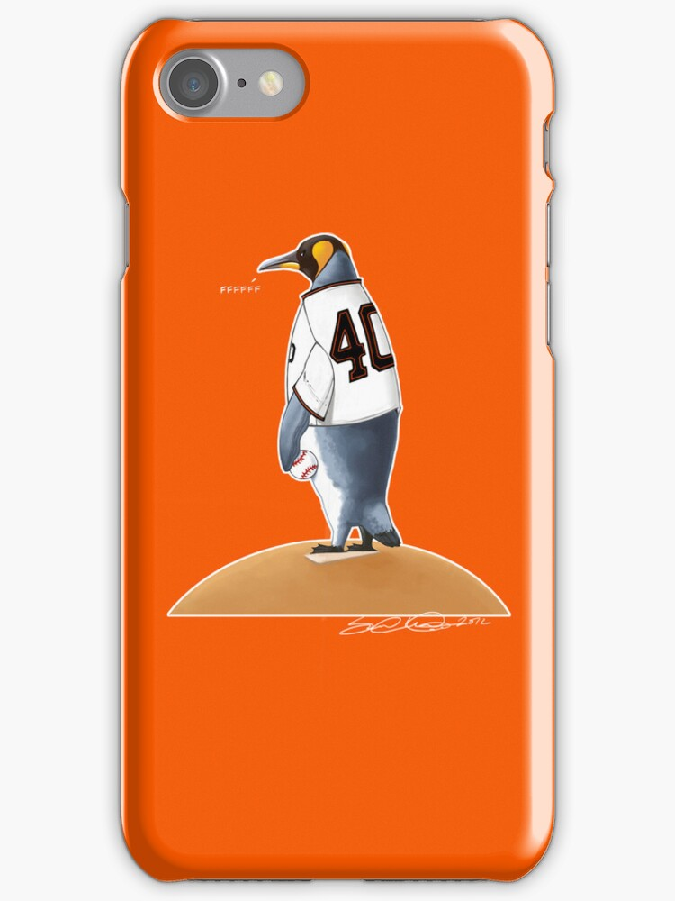 Bumgarner Penguin by swiener