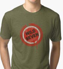 Wild Seven Tri-blend T-Shirt