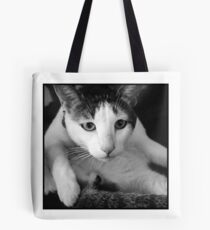 ET The House Cat Tote Bag