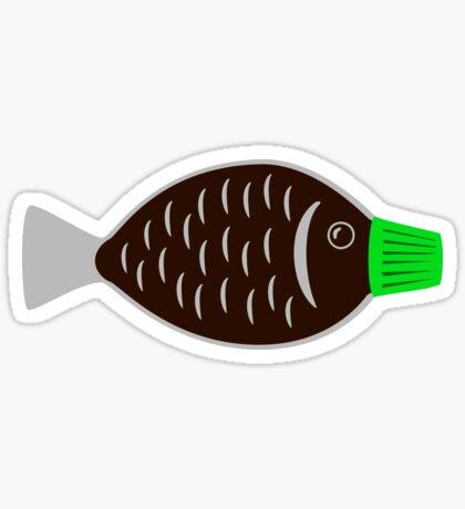 Soy Sauce Fish Sticker