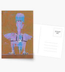 daedalus Postcards