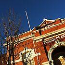 School of Arts at Grenfell by Darren Stones