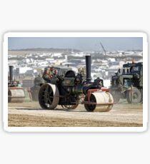 "1923 Aveling & Porter 8-ton Roller No.10486 ""Golly"" Sticker"