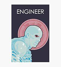 Engineer (Prometheus) Photographic Print