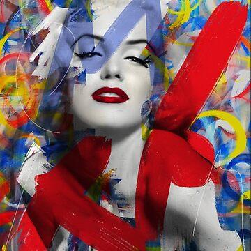 Sweet Marilyn by DanielMalta
