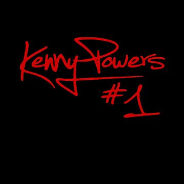 Kenny Powers #1 by tragbar