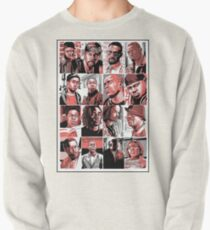 The Barksdale Crew - The Wire Pullover