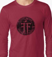 Fringe Division (dark print and stickers) T-Shirt