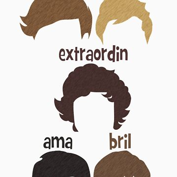 One Direction Rebus by dapperc
