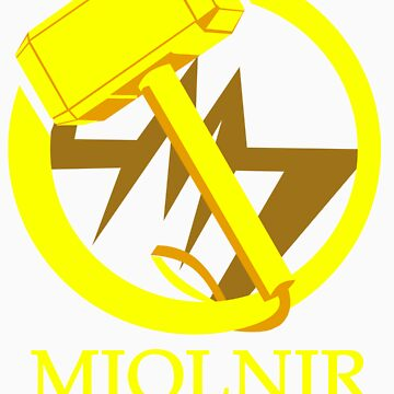 Mjolnir Electric Company by rancyd