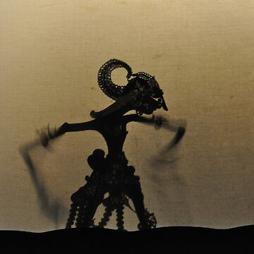 Shadow puppet by lcarse