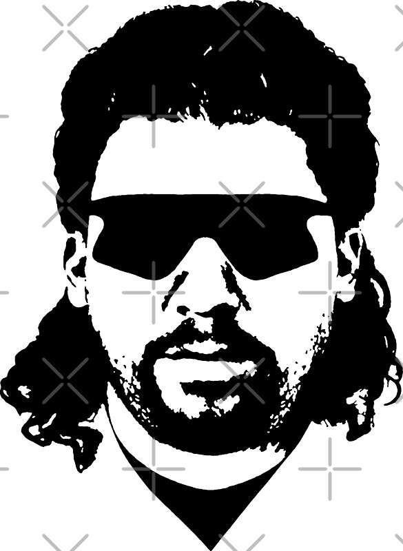 Kenny Powers Stickers Redbubble