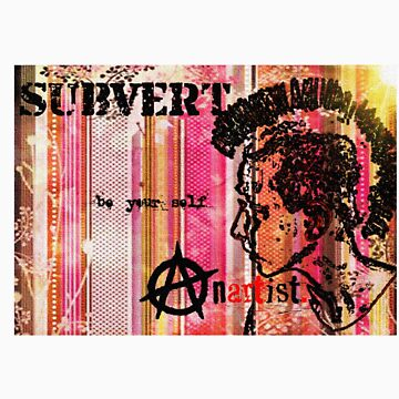 Subvert retro by Anartistuk